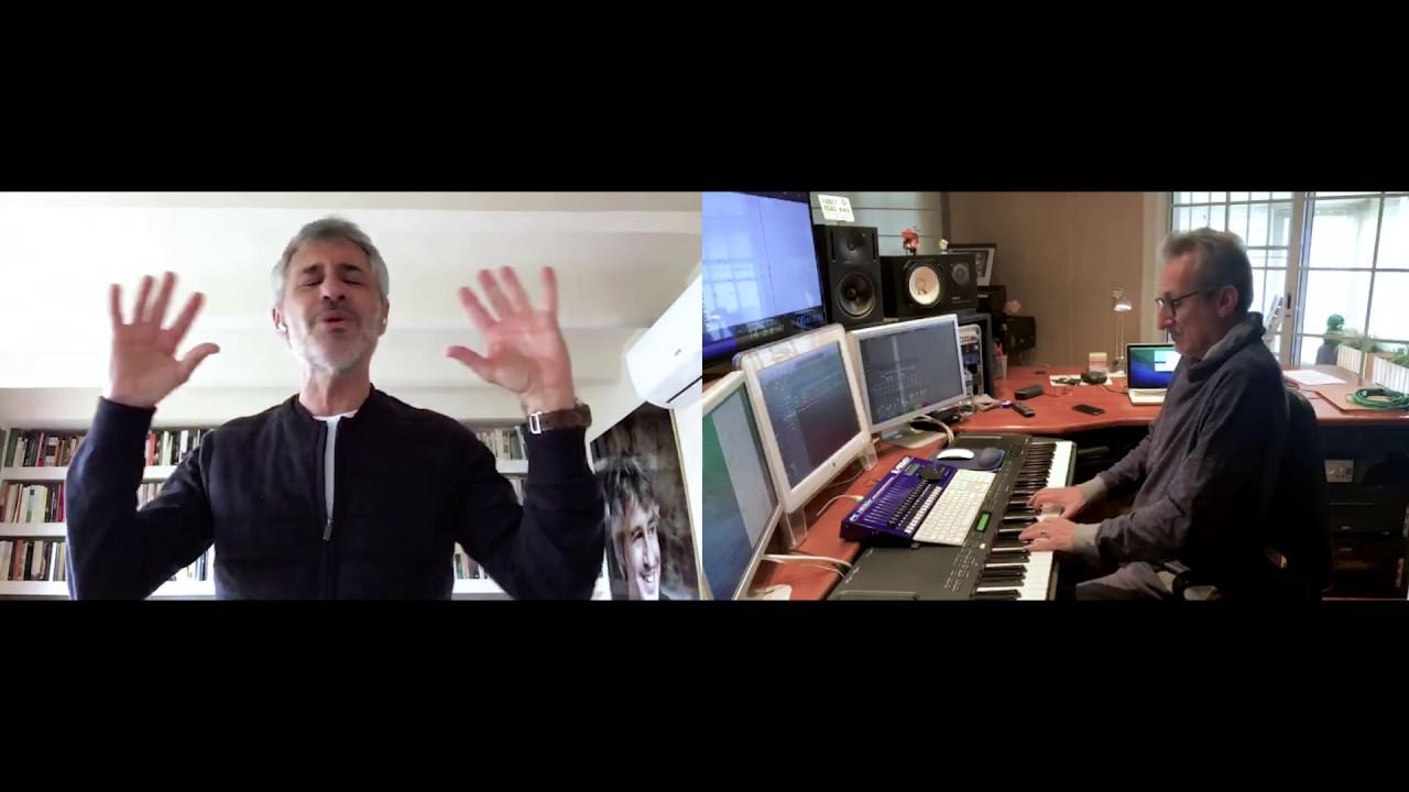 Sergio Dalma – En lo bueno y en lo malo #DesdeCasaConMúsica