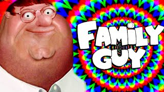 Jump Into Family Guy In Virtual Reality! | Oculus Rift DK2 Gameplay