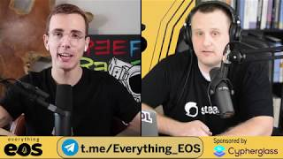 Everything EOS #49: Referendum, Rex Updates, and Excitement at Vtech Over Blockchain w/ Block.One