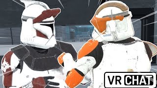 Making a World Record - Star Wars RP VRChat