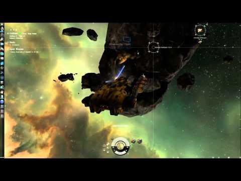 Eve Online - Episode 4 Mining Rig!