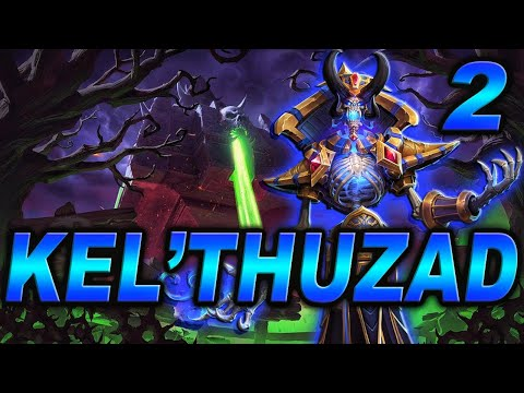 The Story of Kel'Thuzad - Part 2 of 2 [Lore]