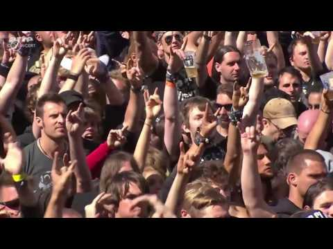 At The Gates Live @ Wacken 2015 (Full Show)