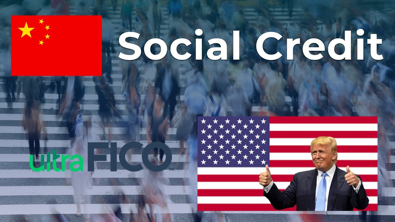 "Why China's Creepy ""Social Credit"" is Coming to the US"