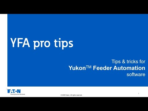 YFA Pro Tip: Creating an Automatic YFA Backup