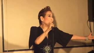 「島本弘子シャンソンの夕べ」にてアラゴンの詩によるシャンソン「もし...