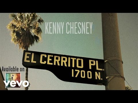 Kenny Chesney - El Cerrito Place (Audio)