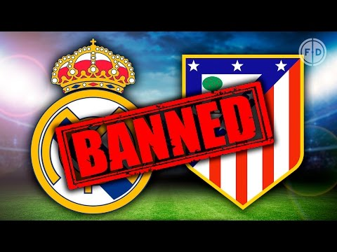 Real Madrid & Atlético Madrid BANNED! | Transfer Talk