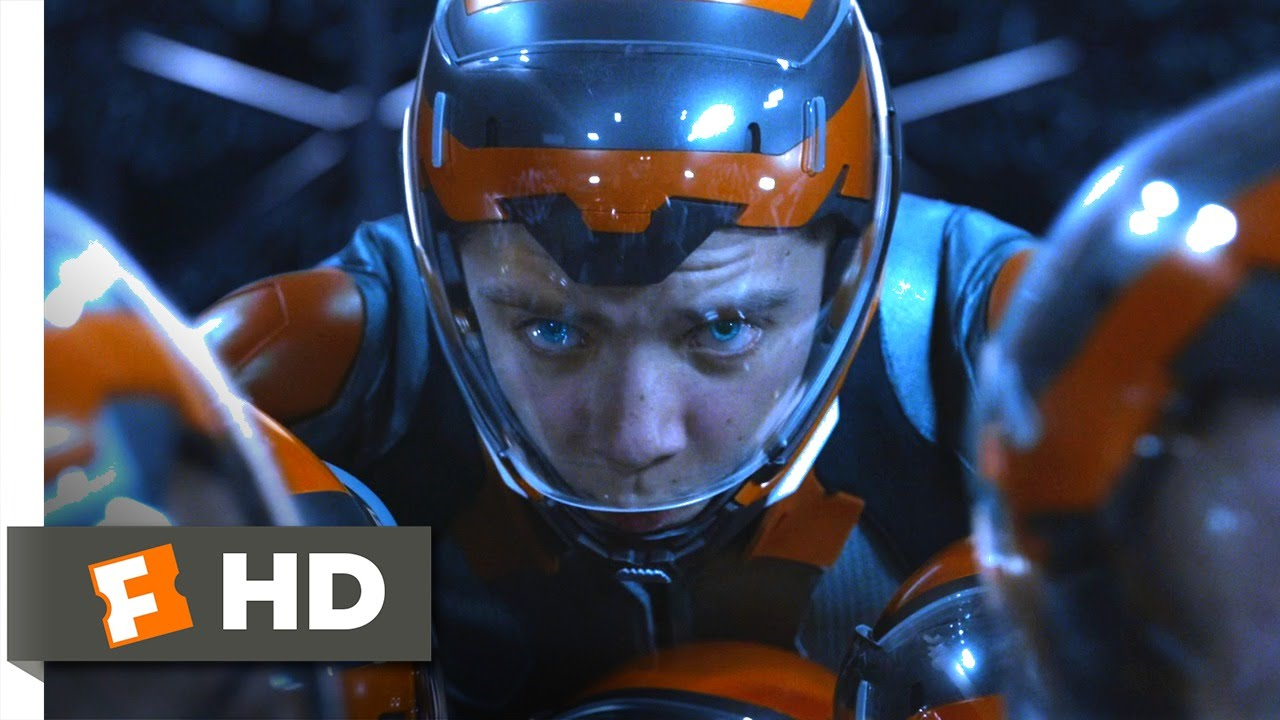 Download Ender's Game (3/10) Movie CLIP - Ender Battles Two Armies (2013) HD