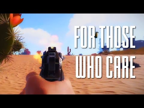 Rust - For those who care