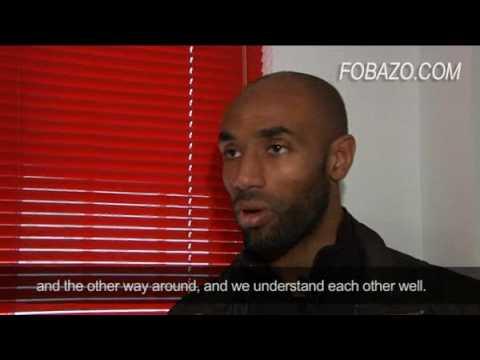 Kanouté about Luis Fabiano