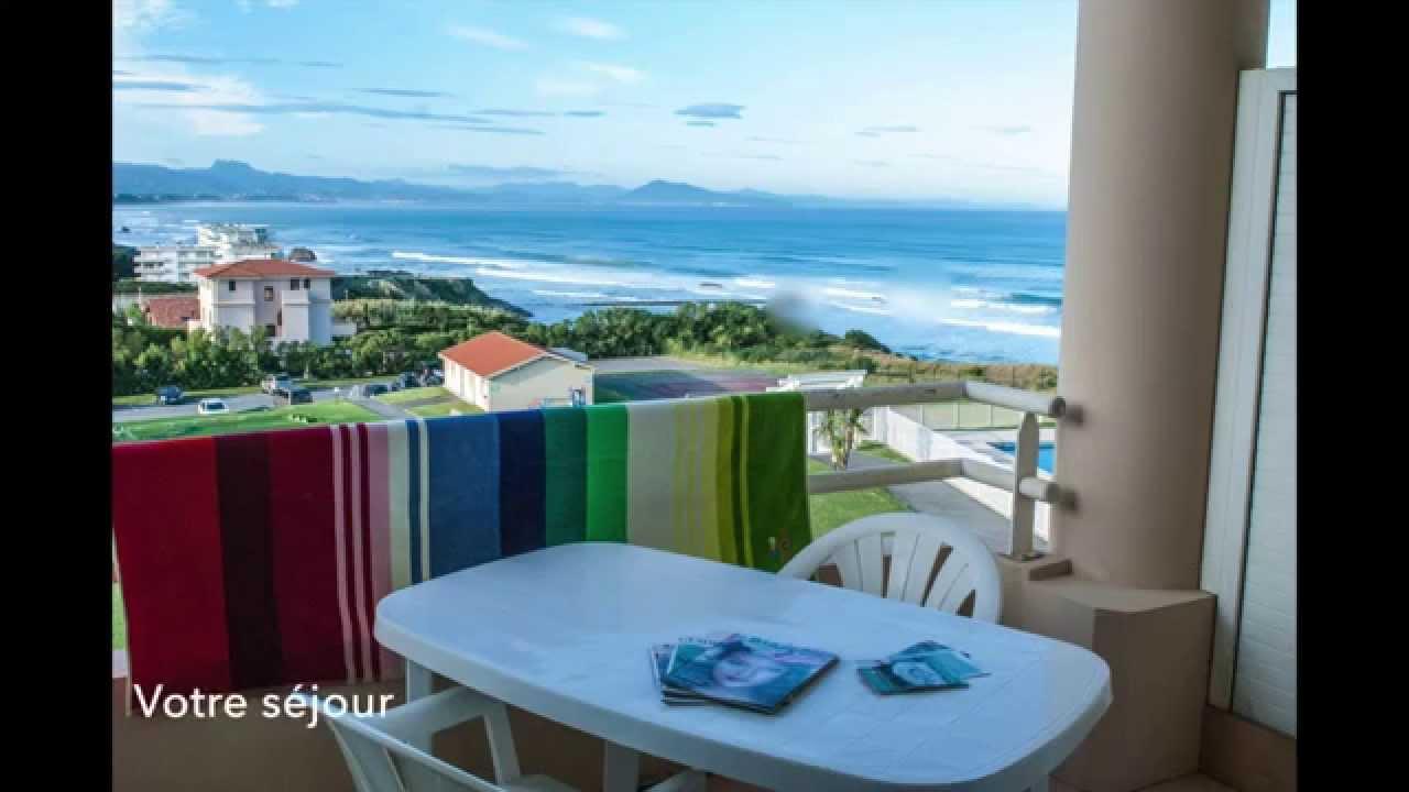 Mer et golf eugenie biarritz location appartement for Biarritz appart hotel