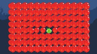 Bad Piggies - 1000 BALLOONS SILLY INVENTIONS!