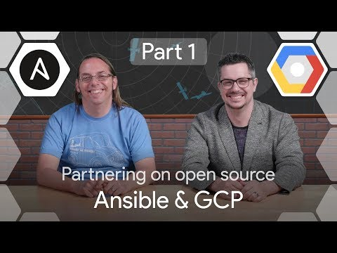 Partnering on open source: Ansible and GCP (Part 1)