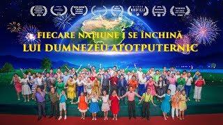 """Coral crestin """"Fiecare naţiune I se închină lui Dumnezeu Atotputernic"""" Dumnezeu S-a întors (Trailer)"""