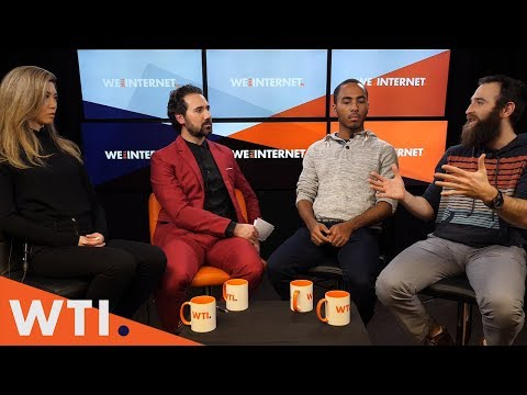 WTI Live Stream - Race, Science, And Other Things You Can't Talk About | We The Internet TV