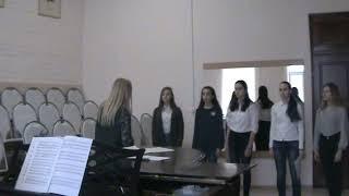 Коваленко Ю.Н. Формирование вокально-интонационных навыков в классе вокального ансамбля