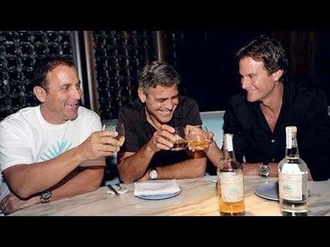 George Clooney sells his tequila company for $1B