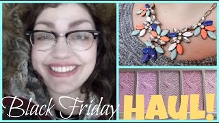 Black Friday + Cyber Monday + Catchall Haul!!