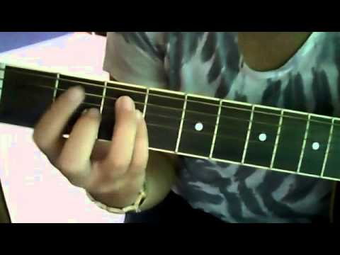Kina Grannis- in your arms- guitar tutorial