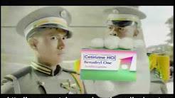 Cetirizine HCI Benadryl One TVC