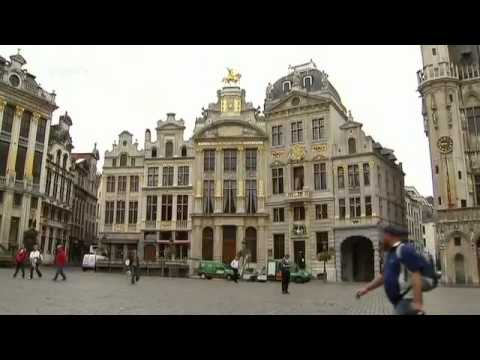 Famous European Squares 06 - Grand Place / Grote Markt, Brussels | euromaxx