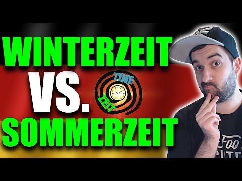 GERMAN LESSON #7 🇩🇪 | Summer Time VS. Winter Time - Sommerzeit VS. Winterzeit In Germany! | VlogDave
