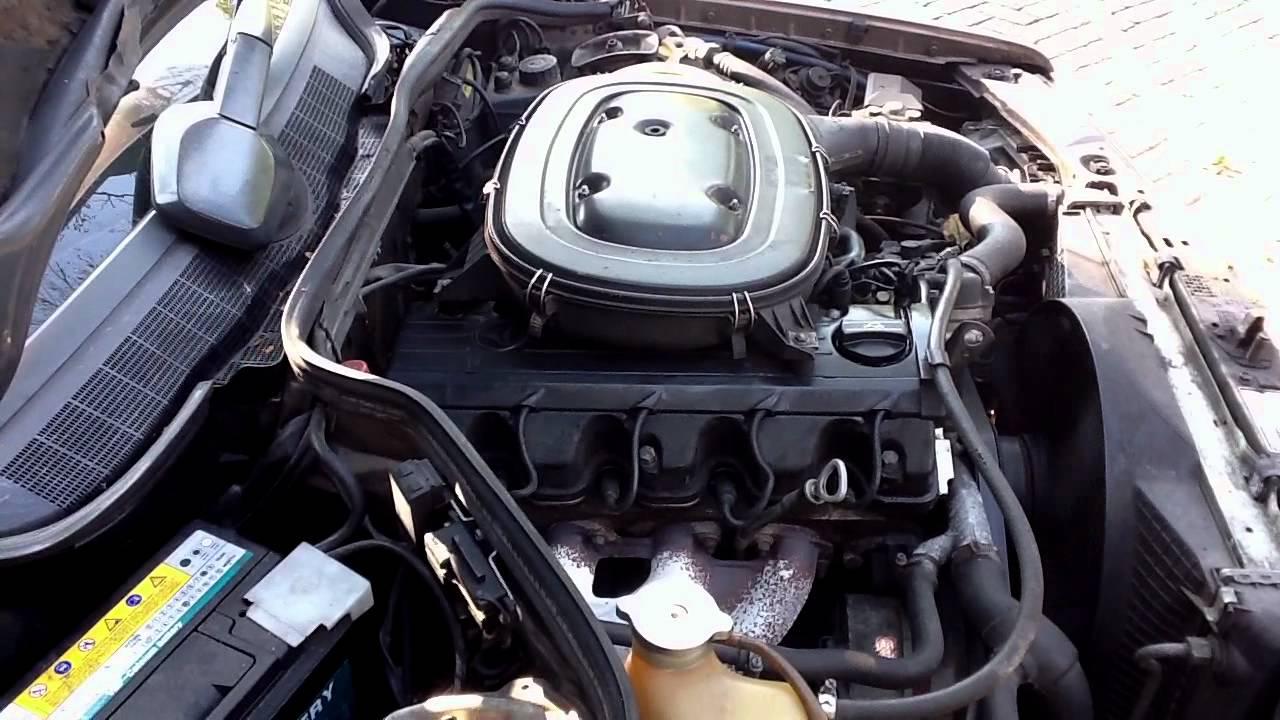 Mercedes Benz 190e Engine Diagram