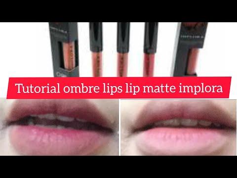 tutorial-ombre-lips-menggunakan-lip-cream-implora