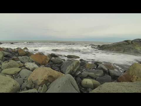 Yarmouth Nova Scotia Seashore