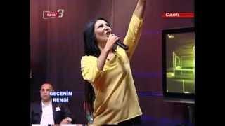 Ankaralı Ayşe Dinçer - Antalya'nın Mor Üzümü -Gecenin Rengi Kanal 3
