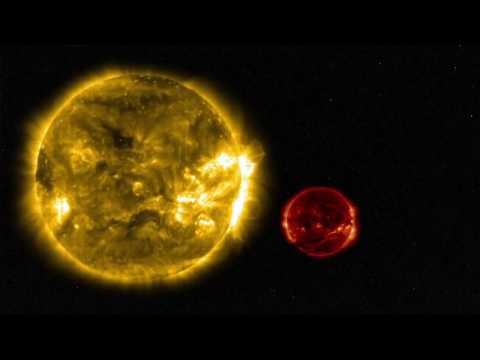 Star's birth may have triggered another star birth, astronomers say