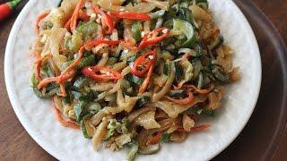 Mam Thai Chay (vietnamese Vegetarian Veggies With Caramelized Fermented Tofu Sauce)