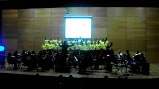 Flintstones..Projeto Guri e Orquestra Jovem de Franca com o Maestro Nazir
