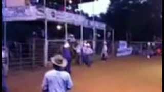 Ty Garrett Davis  15 yrs  Ranch Bronc Ride - Knock Out