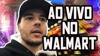 AO VIVO NO WALMART DOS EUA - VIDA EM BOSTON