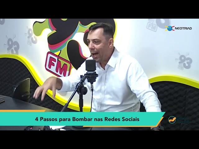 4 Passos Infalíveis para Bombar nas Redes Sociais