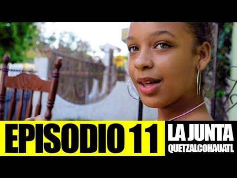 """LA JUNTA [EPISODIO 11] SerieWeb - HD """"Vivencias de la Calle""""."""