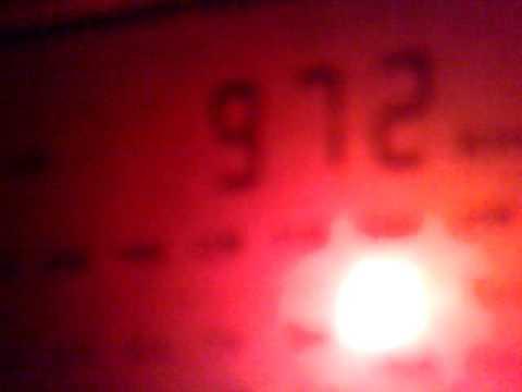 0809201620412 MW DX 972 kHz - EBC Ethiopia