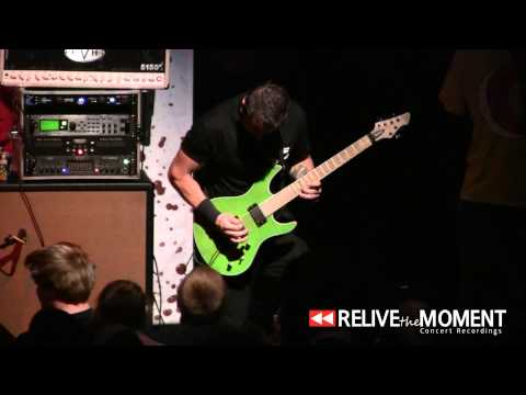 2013.03.24 Within the Ruins - Feeding Frenzy (Live in Bloomington, IL)