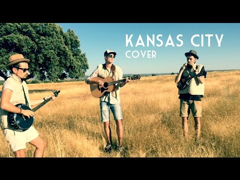 Kansas City - The New Basement Tapes - COVER