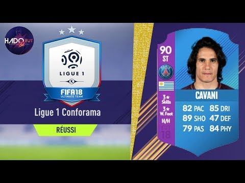 DCE LIGUE LIGUE 1 CONFORAMA CAVANI 90 MOINS CHER POSSIBLE 20 PACKS À OUVRIR !