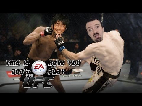 This is How You DON'T Play EA Sports UFC