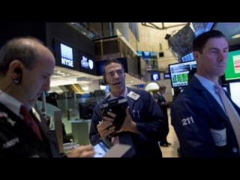 Dow Jones Industrial, S&P, Nasdaq hit session highs