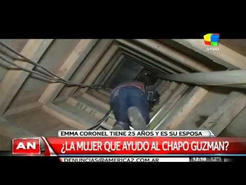"""La """"reina"""" que habría ayudado al """"Chapo"""" Guzman"""