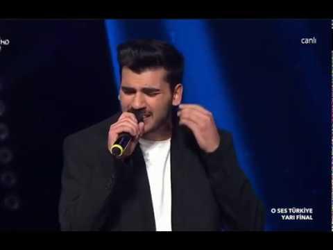 o ses türkiye / burhan çatılı / isyan / yarı final