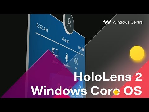Hands-on with Windows Core OS for HoloLens 2 [Emulator]