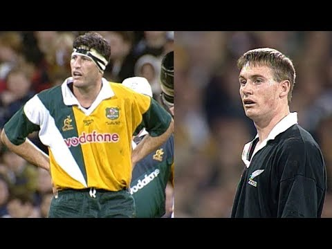 When Australia Were World Beaters: Wallabies V All Blacks 1998 | Rugby Highlights | RugbyPass