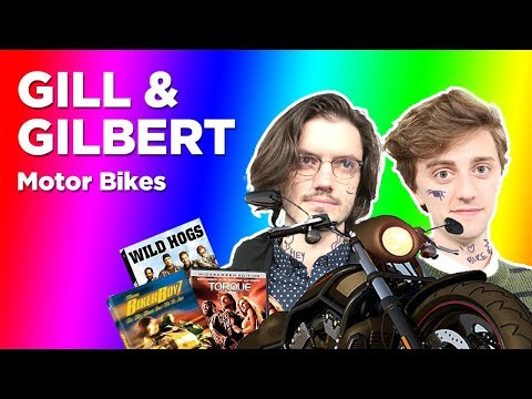 Gill and Gilbert Are Biker Boyz — Gill & Gilbert, Episode 7