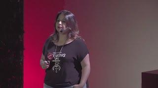 Inclusão Além das Cotas | Elaine Comodaro | TEDxFranca